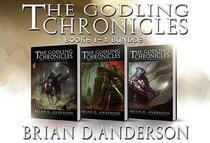 The Godling Chronicles Bundle 1-3