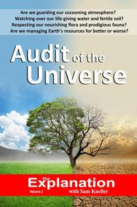 Audit of the Universe