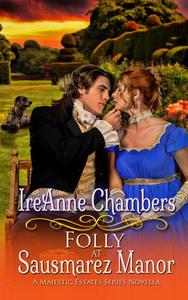 Folly at Sausmarez Manor