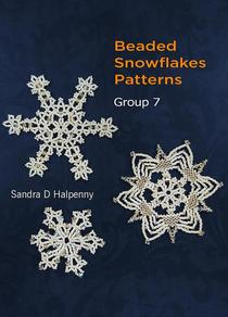 Beaded Snowflake Patterns - Group 7