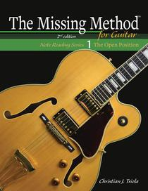 The Missing Method for Guitar Book 1