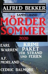 Mördersommer 2020: Krimi-Paket für Strand und Ferien
