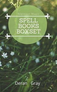 Beginner Magic Spell Books Box set