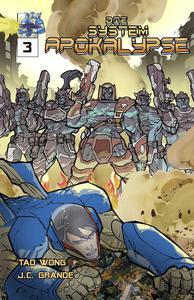 Die System-Apokalypse Band 3: LitRPG Comic