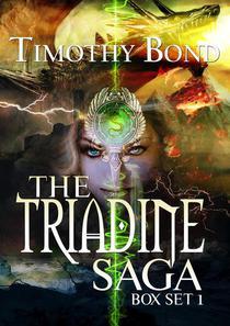 The Triadine Saga Box Set 1