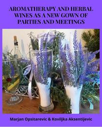 Aromatherapy and Herbal Wines as a New Gown of Parties and Meetings