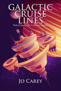 Galactic Cruise Lines: The Complete 5-Book Series