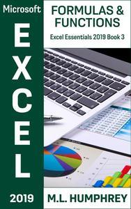Excel 2019 Formulas & Functions