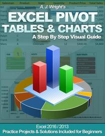 Excel Pivot Tables & Charts - A Step By Step Visual Guide