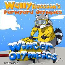 Wally Raccoon's Winter Olympics