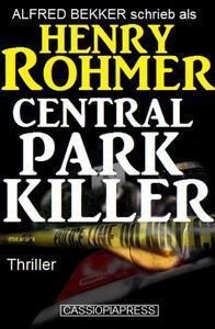 Central Park Killer: Thriller