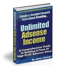 Unlimited Adsense account