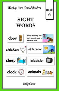 Sight Words: Book 6