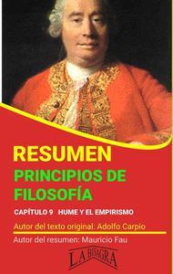 Resumen de Principios de Filosofía de Adolfo Carpio