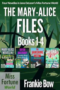 The Mary-Alice Files Books 1-4