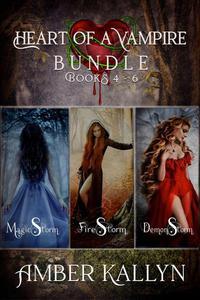 Heart of a Vampire, Book Bundle (Books 4-6)
