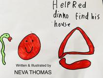 Help Red Dinko Find his House