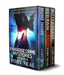 Paradise Crime Mysteries Books 10-12
