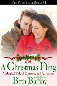 A Christmas Fling: A Magical Tale of Romance and Adventure (A Christmas Elf Romance)