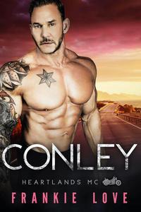 Conley (Heartlands Motorcycle Club Book 8)