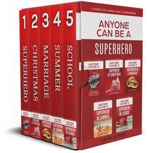 Anyone Can Be A Superhero series box set