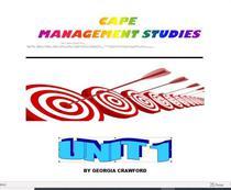 Cape Management Studies