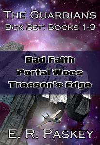 The Guardians Series Box Set: Books 1-3