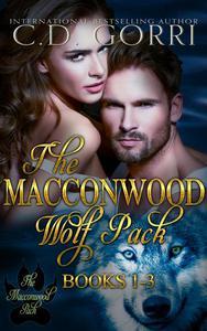 The Macconwood Wolf Pack Books 1-3