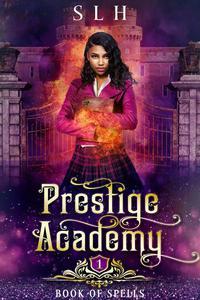 Prestige Academy 1: Book of Spells