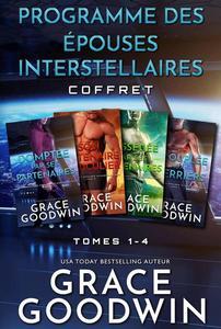 Programme des Épouses Interstellaires Coffret - Tomes 1-4