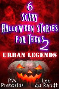 6 Scary Halloween Stories for Teens - Urban Legends