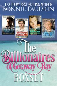 The Billionaires of Getaway Bay Boxset