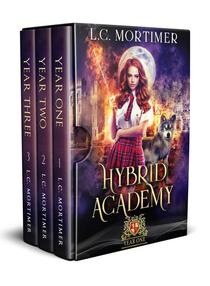 Hybrid Academy: The Complete Collection