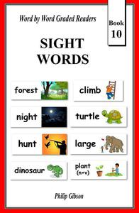 Sight Words: Book 10