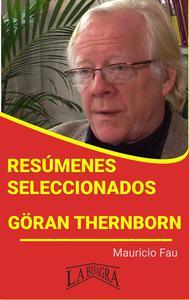 Resúmenes Seleccionados: Göran Thernborn