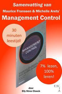 Samenvatting van Maurice Franssen en Michelle Arets' Management Control