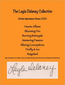 The Layla Delaney Collection - Artistic Impressions, 2020