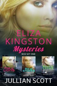 Eliza Kingston Mysteries Box Set One