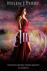 Air: Elemental Reverse Harem Quartet