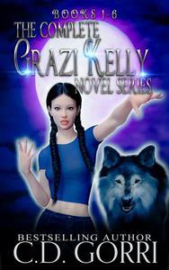 The Complete Grazi Kelly Novel Series