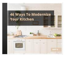 46 Ways To Modernize Your Kitchen