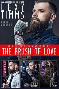 The Brush of Love Series Box Set Books #1-3