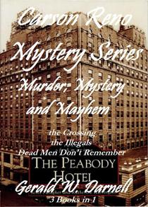 Murder, Mystery and Mayhem