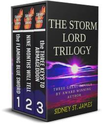 The Storm Lord Trilogy Box Set: Books 1 - 3 An Anthology