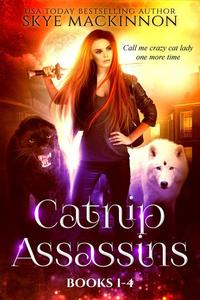 Catnip Assassins: Books 1-4