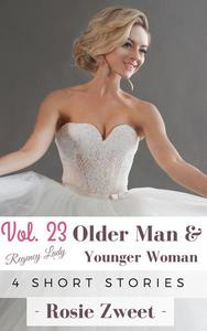 Bundle: Older Man & Younger Woman Vol. 23 (4 short stories)