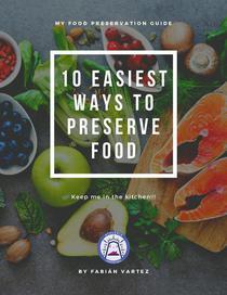 Food Preservation Starter Kit