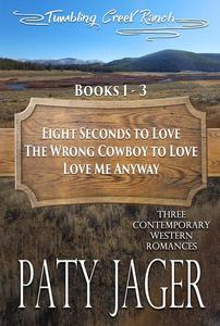 Tumbling Creek Ranch Books 1-3