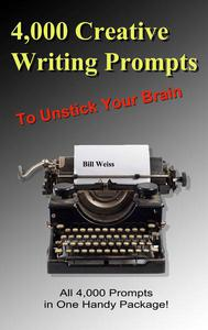 4,000 Creative Writing Prompts to Unstick Your Brain