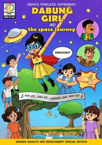 Dabung Girl and the Space Journey: Gender Equality Comic Book Story for Children
